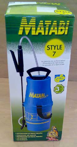 Sprayer for timber treatment - 5 litre